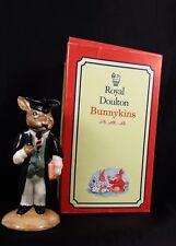 Royal Doulton Bunnykins DB60  ~ School Master Mint in Box