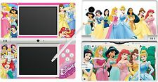 NDSi DSi - PRINCESS - 4 Piece Decal / Sticker Skin U.K. nintendo DSi