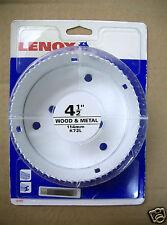"4-1/2"" Lenox Hole Saw Bit Bi-Metal, 1-1/2"" Depth, K72L"