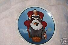 Nice Knowles Norman Rockwell Plate Mother's Day 1985