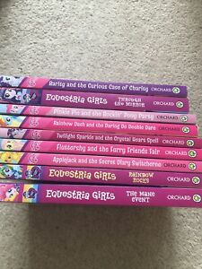 My Little Pony Books Bundle 9books