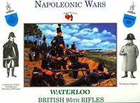A Call To Arms Waterloo British 95TH Rifles Napoleonic Wars Soldier Kit 1:32