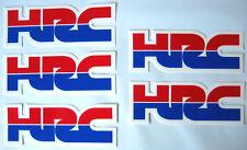 5 Honda HRC Decal Decals Sticker Stickers Graphics CRF CR XR CBR NEW