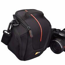 Case Logic Digital Camera Bag Travel Case Shoulder Pockets Accessories Storage