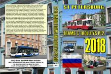 3822. St Petersburg. Trams and Trolleybuses. May 2018. We continue our survey of