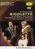 Metropolitan Opera Orchestra James Levine - Verdi: Rigoletto Nuevo DVD