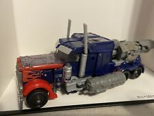 Hasbro Transformers Dark Of The Moon Dotm Lot Voyager Class Optimus Prime