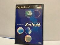 Surfroid PS2 SONY PlayStation 2 Japan Import Game JAPAN IMPORT: US SELLER