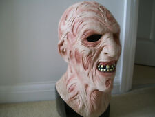 Horreur Halloween Freddy Krueger intégral overhaed Latex Mask