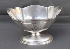 GORHAM VIDE POCHE COUPE ARGENT MASSIF ( sterling silver cup )
