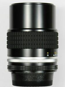** NEW, UNUSED ** Nikon 105mm F2.5 Ai-s For F3 FA FM2 FE2 F2 D3 D750 FM3A