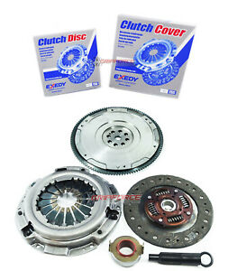 EXEDY CLUTCH KIT+FX OE FLYWHEEL for 92-01 HONDA PRELUDE 2.2L 2.3L F22 F23 H22