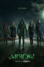 Stephen Amell poster print - Arrow poster - 11 x 17 inches (cast 2)