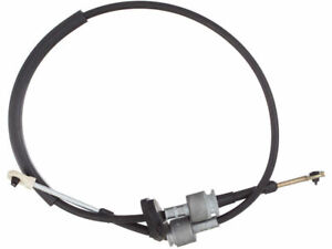 For 1988-1991 Chevrolet Cavalier Manual Trans Shift Cable 89331HH 1989 1990