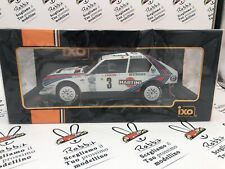 """DIE CAST """" LANCIA DELTA S4 N° 3 RMC 1986 """" 18RMC046C  SCALA 1/18"""