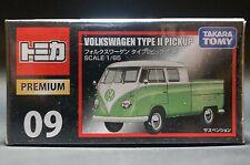 Tomica Premium 09 Volkswagen Type II Pickup   *discontinued*