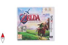 VIDEOGIOCO NINTENDO 3DS THE LEGEND OF ZELDA OCARINA OF TIME 3D