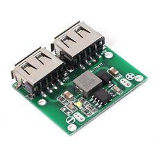 9V 12V 24V to 5V 3A DC-DC Step Down Charger Power Module Dual USB Output