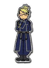 *New* Patch Fullmetal Alchemist Brotherhood Riza *Seal*