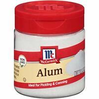 McCormick Alum, 1.9 Ounce   12 Pack