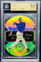 Ken Griffey Jr 1997 Flair Showcase Diamond Cuts Low Pop Gem Mint BGS 9.5