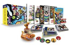 THE BEATLES YELLOW SUBMARINE 50th ANNIVERSARY LIMITED EDITION BOX SET! UK IMPORT