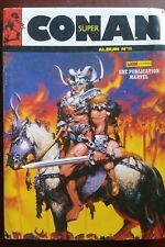 Super Conan Spécial Album n°11 - Mon Journal Marvel avec le N°31-32-33