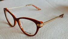 New in Box Paul Frank Alongside The Tide Eyeglasses Burgundy Chip Frames RX 150