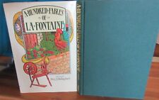 A Hundred Fables of La Fontaine ~ Percy Billinghurst. HbDj 1988  UNread in MELB