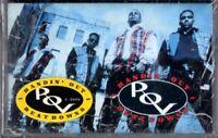 NEW POV Handin Out Beatdowns 1993 Cassette Tape Album Rap Hiphop