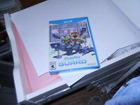 Star Fox Guard (Wii U, 2016) Brand new factory sealed FREE SHIPPING