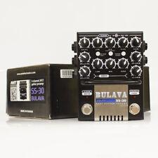 "AMT Electronics SS-30 ""Bulava"" – 3-channel JFET Guitar Preamp"