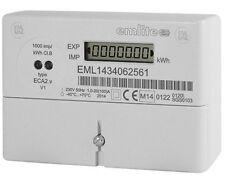 Emlite ECA2.V (Pulse) Dragonfly Single Phase Watt Hour Electricity Meter Meters