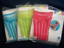 Intex Economat 3-Pack #59703EP 72in X 27in Pool Mat Water Float Mat Relax NEW