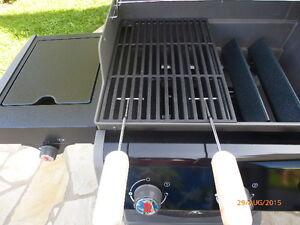 Gusseisen Grillrost (4,2kg!)  für WEBER SPIRIT E 310 320 + Griff  Guss Gussrost