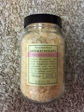 1 Bath & Body Works Aromatherapy Sandalwood Rose Purifying Bath Salts - Rare !