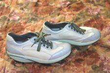 MBT Pata Women's CASUAL WALKING SHOES SIZE US WOMEN 6-6.5 Natural Canvas 5514