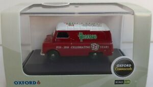 Oxford H0 Scale SP025 Hobbyco Bedford CA Van - Mint Condition Scale 1:76