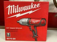 Milwaukee 9070-20 1/2 in. Corded Impact Wrench Gun Pin Detent/Rocker Switch New
