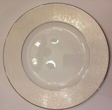 """ROYAL DOULTON OPALENE 9"""" ACCENT PLATE - NEW"""