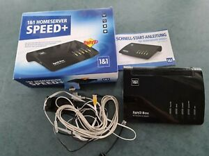 AVM fritz!box 75901&1 HomeServer Speed+ 7590 - Modem Router