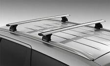 2017 MITSUBISHI OUTLANDER ROOF RACKS Kit (Vehicles w/ roof rails) MZ314635