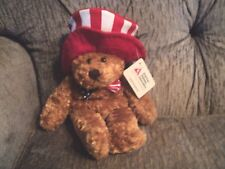 American Diabetes Association Patriotic Bear Plush with tag