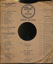 78 RPM Company logo sleeves-DOT Records