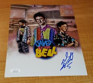 Dustin Diamond Screech Saved by The Bell Hand Signed 8x10 Photo JSA Image #1