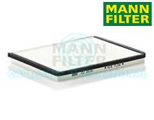 Mann Hummel Interior Air Cabin Pollen Filter OE Quality Replacement CU 2530