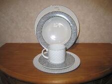SELTMANN WEIDEN *NEW* PALM BEACH Set 3 assiettes + 1 tasse Plates + cup