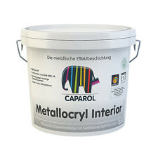 Caparol Capadecor Metallocryl Interior  2,5L -Glänzende metallische Optik-