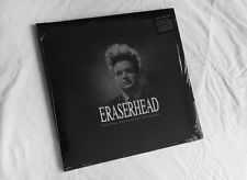 "Eraserhead Soundtrack SILVER VINYL LP Record & 7""! David Lynch/Alan Splet Score!"