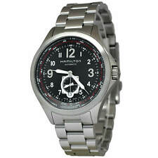 NIB Hamilton Khaki Aviation QNE Automatic Watch, H76655133, ETA-2892, MSRP:$1295
